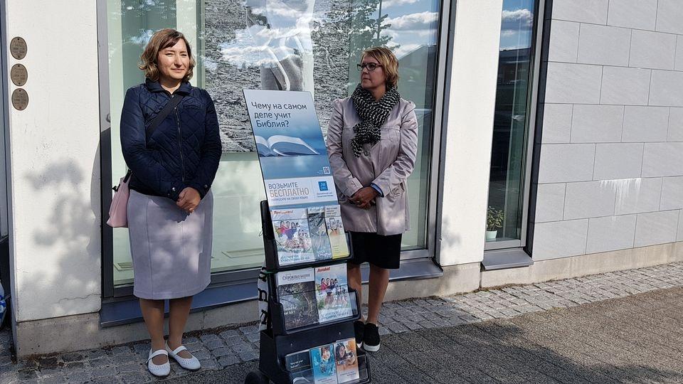 Svědkové Jehovovi vRusku: seznam pronásledovaných se prodlužuje