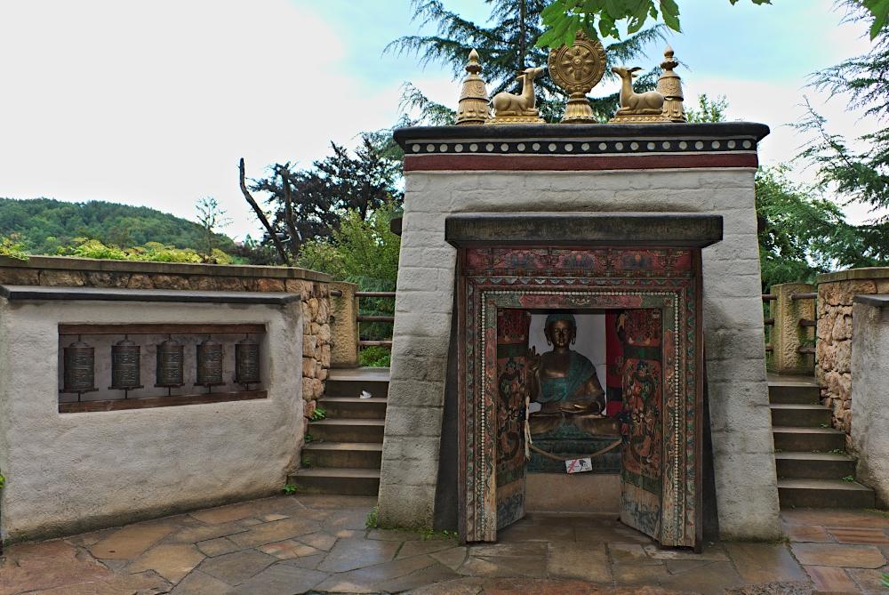 Prázdninová fotografie: Buddha iGanéša vpražské ZOO
