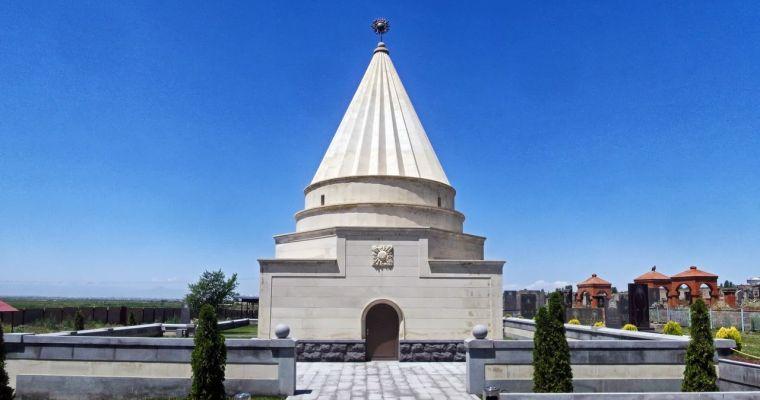 V Arménii stojí největší jezídský chrám na světě