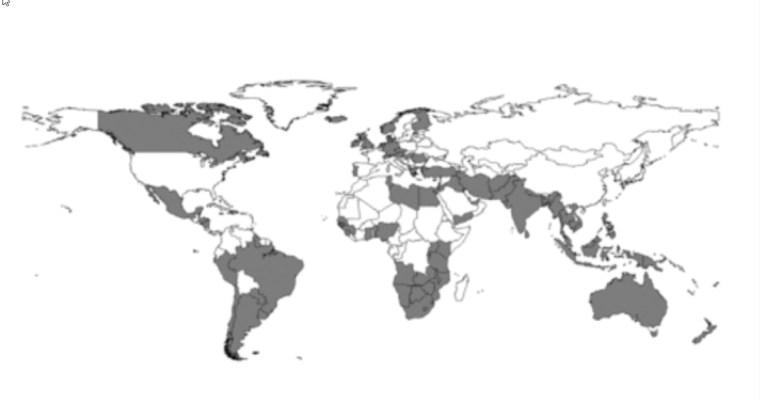 Náboženství asčítání lidu ve světě