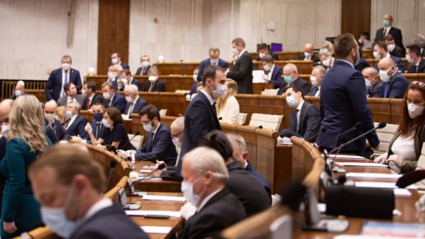 Slovenské parlamentné voľby 2020 vznamení úspechu kresťansky orientovaných politikov