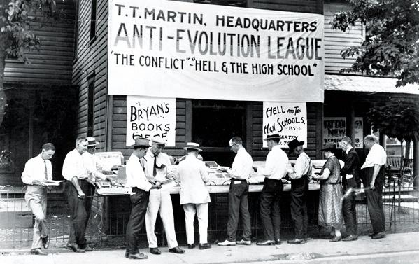 Před 95 lety začali američtí fundamentalisté prohrávat kulturní válku