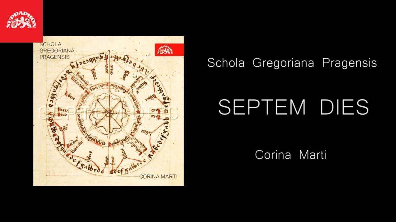 Schola Gregoriana Pragensis představuje na novém albu hudbu středověké studentské koleje