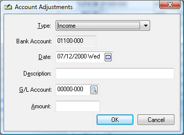 Correcting Differences In Bank Account Reconciliation