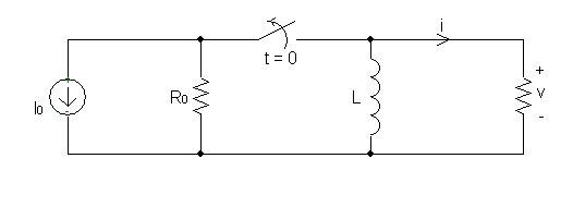 Natural Response of First Order RC and RL circuits