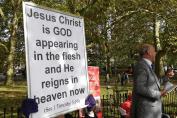 Un pasteur est arrêté à Londres pour avoir prêché que Dieu a créé deux sexes l'homme et la femme