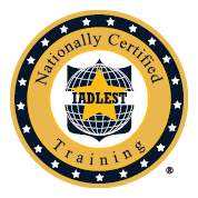 The IADLEST National Certification Program Seal
