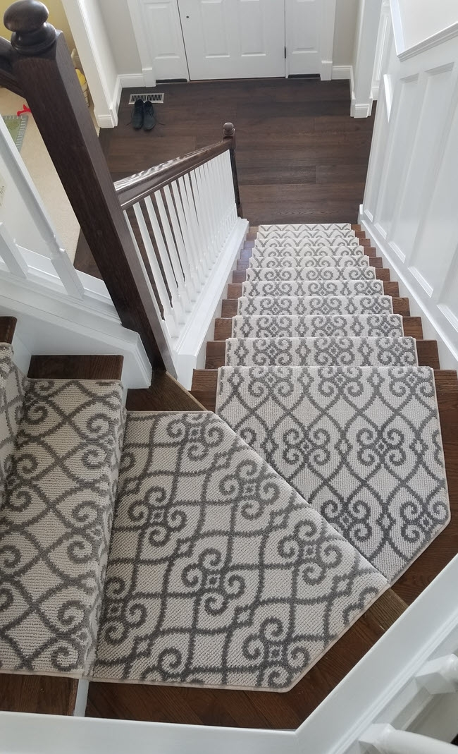 What Is The Best Carpet For Stairs | Carpet For Wooden Stairs | Search And Rescue | Bedroom | Carpeted Stair Railing Wooden Floor | Transition | Beautiful