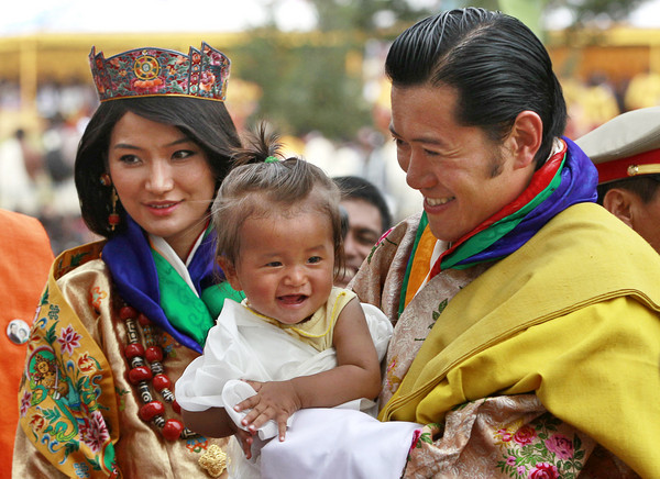 Jigme Khesar Namgyal Wangchuck, Jetsun Pema