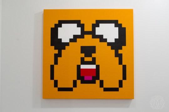 """""""8-Bit Jake"""" by Delicious Design League"""