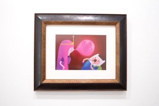 """Bubblegum Phil Face"" by Andy Gonsalves"