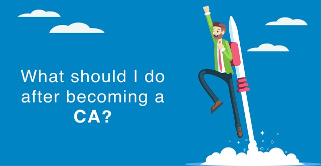 Become a CA