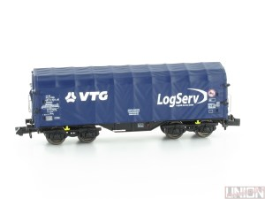 Planenhaubenwagen VTG/Logserv
