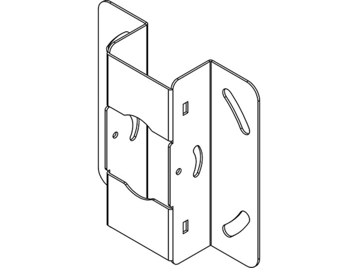 M Universal Projector Ceiling mount 200 with Fine tune