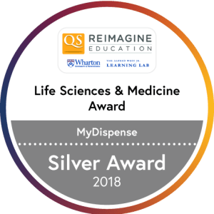Reimagine Education Silver Award