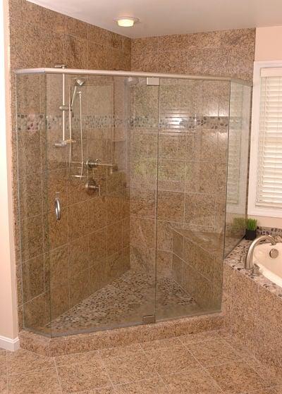 Walk In Shower Design Ideas Free Guide