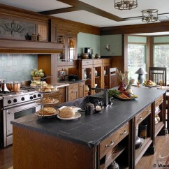 Design Your Own Kitchen Layout 60 Island 6 Elements Of A Craftsman Style