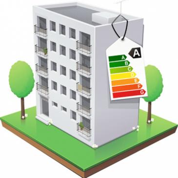¿Cómo se mide la eficiencia energética en los edificios?