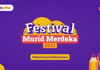 Kategori lomba online Festival Murid Merdeka