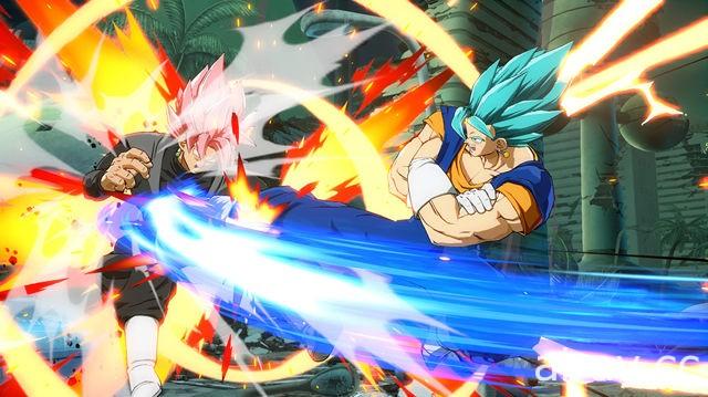 《七龍珠 FighterZ》公布 DLC 角色「貝吉特(SSGSS)」影片 賽亞雙雄合體參戰! – 瘋資訊