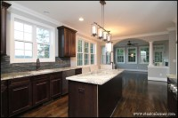 Dark Cabinets with Light Granite - Best Color Combinations ...