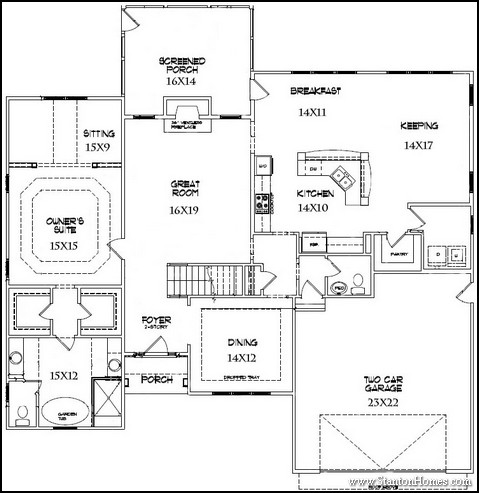 Master Bedroom Floor Plans With Measurements