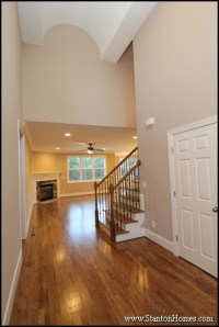 6 Two Story Foyers [Near One Story Living Rooms]