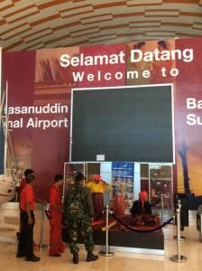 Kontingen IAIN Syekh Nurjati Cirebon Tiba di Bandara Hasanuddin.