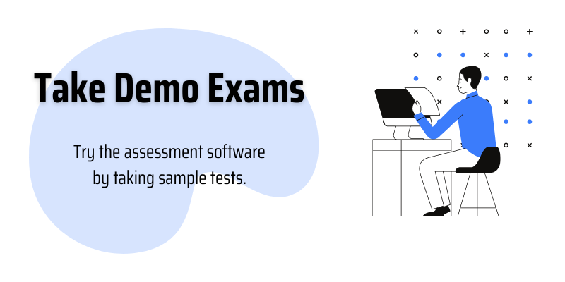 Go to the demo tests to see how the software works and what features you can use for your use case