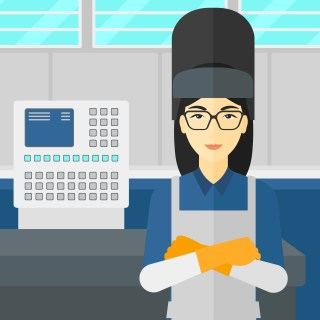 top women influencers in manufacturing
