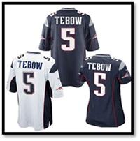 Tim Tebow Jersey