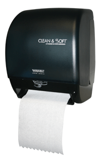 Clean  Soft Towel Dispensers