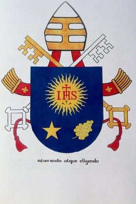 Herb papieża Franciszka