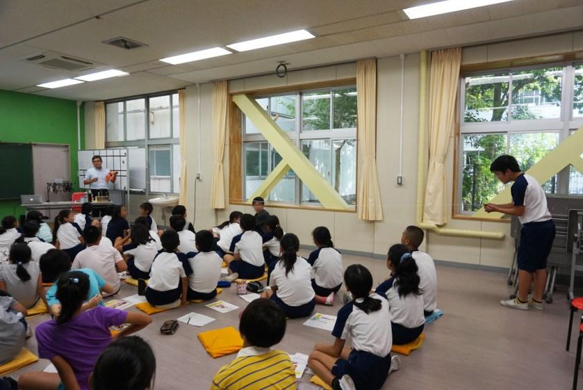 令和元年 沢田小学校薬学講座9月5日