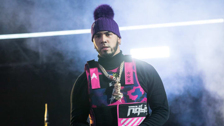 What is Anuel AA's net worth?