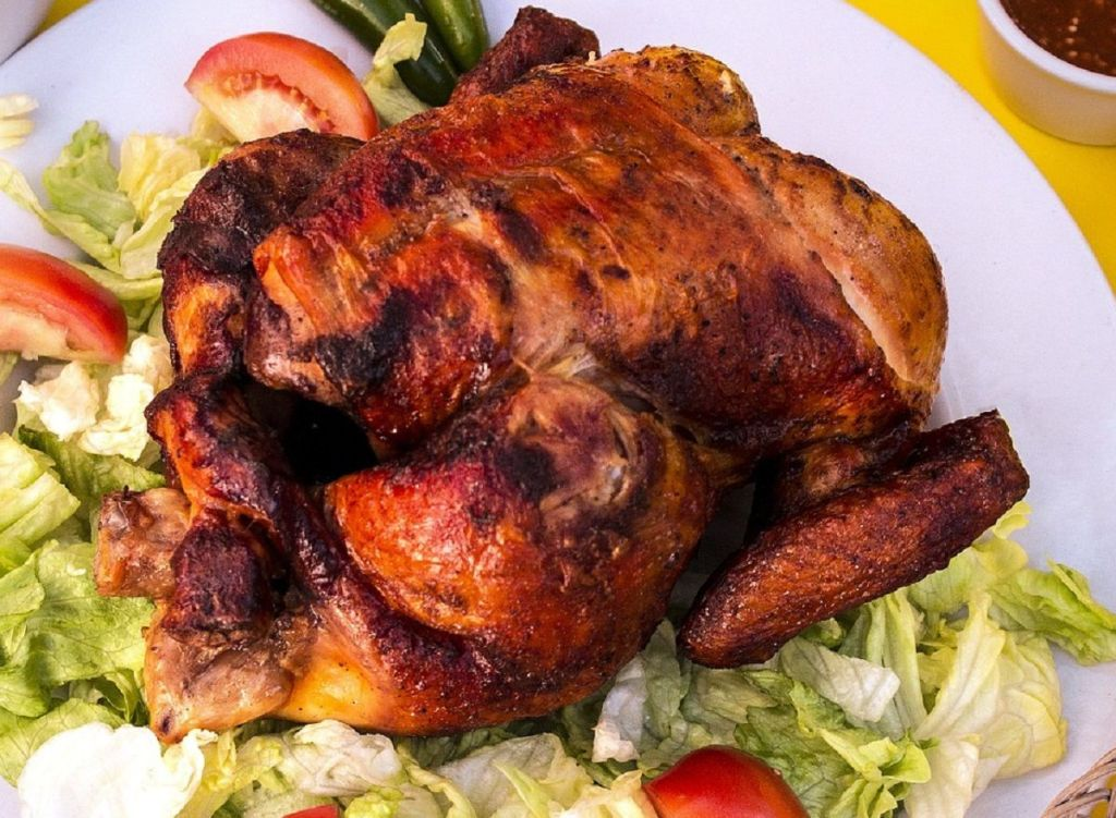Is your chicken dry and plastic? See if it was air or water cooled