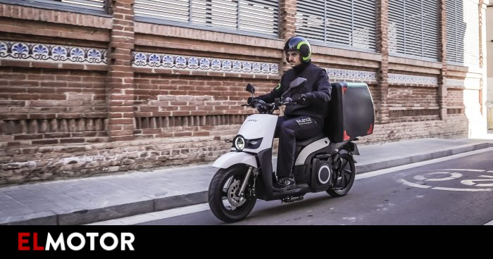 Silence S02 LS, an electric moped for only 3,200 euros | Motorcycles