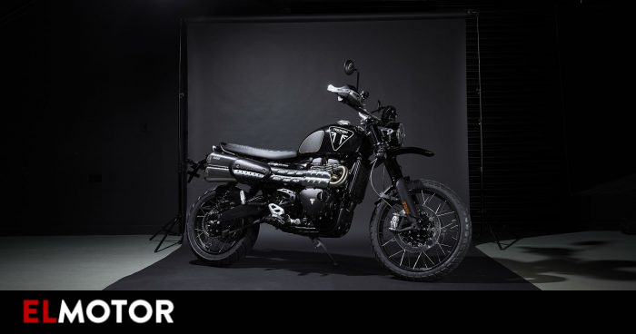 Triumph Scrambler 1200 Bond Edition, the new motorcycle of agent 007 | Motorcycles