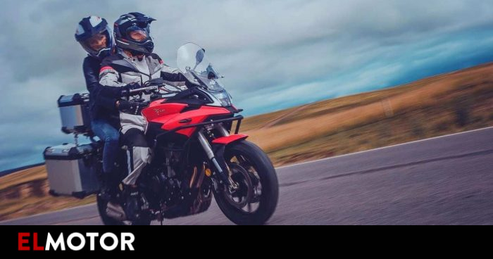 Voge 500DS, an access trail for less than 6,000 euros |  Motorcycles