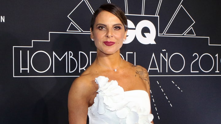 """Kate del Castillo believes that Angélica Rivera """"did nothing"""" for Mexico in her role as First Lady"""