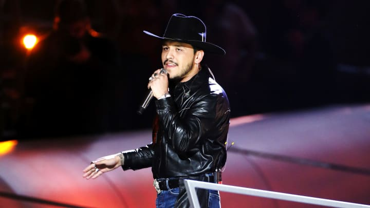 Who is Christian Nodal, Belinda's new boyfriend?