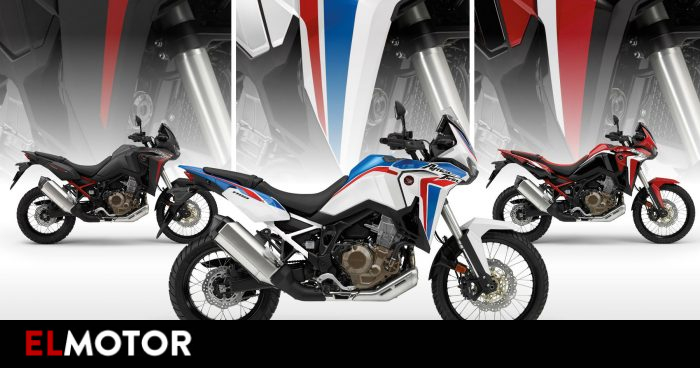 Honda updates three of its models: CB650R, CBR650R and Africa Twin   Motorcycles