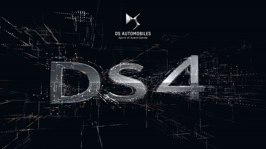 The new DS 4 already has a date: we will meet it next week