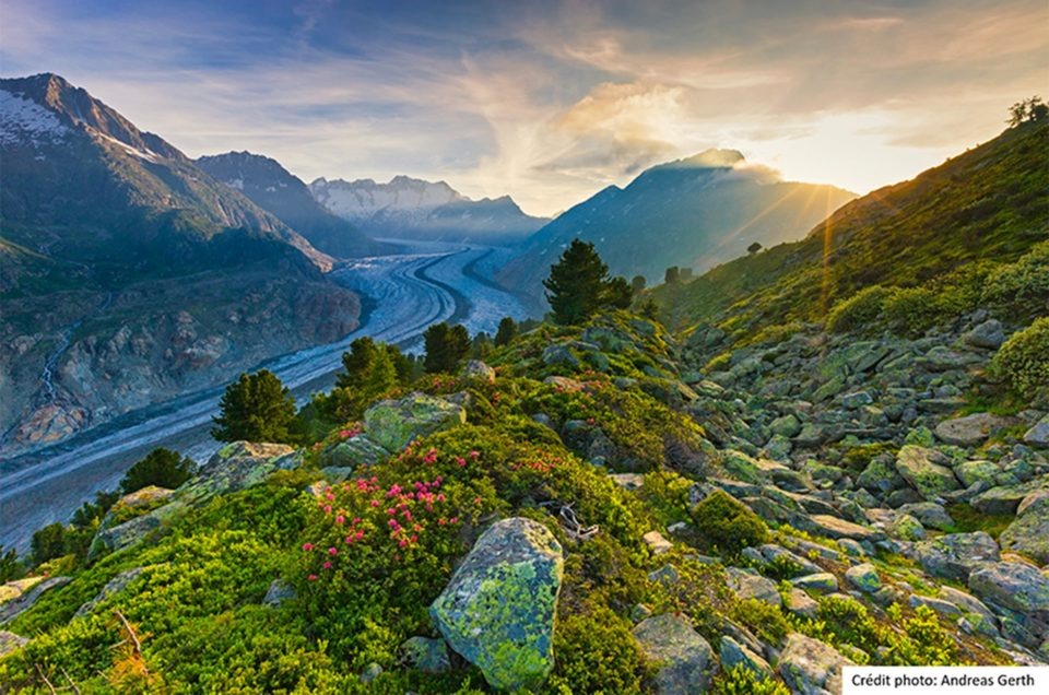 Discover the canton of Valais in Switzerland