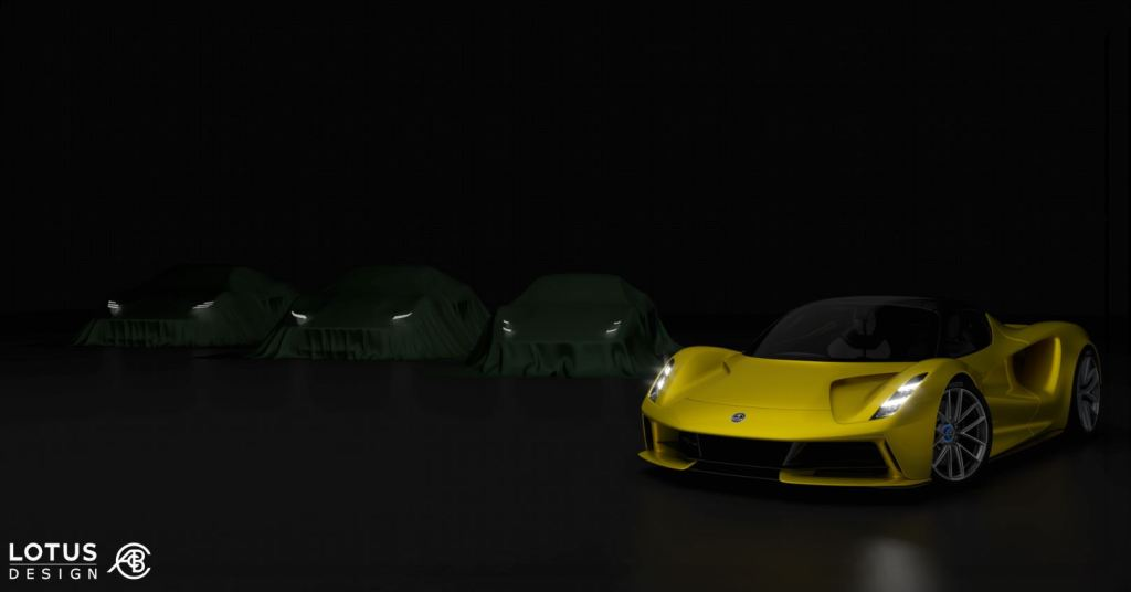 Elise, Exige and Evora, what will be behind these models ?: Lotus anticipates us ...