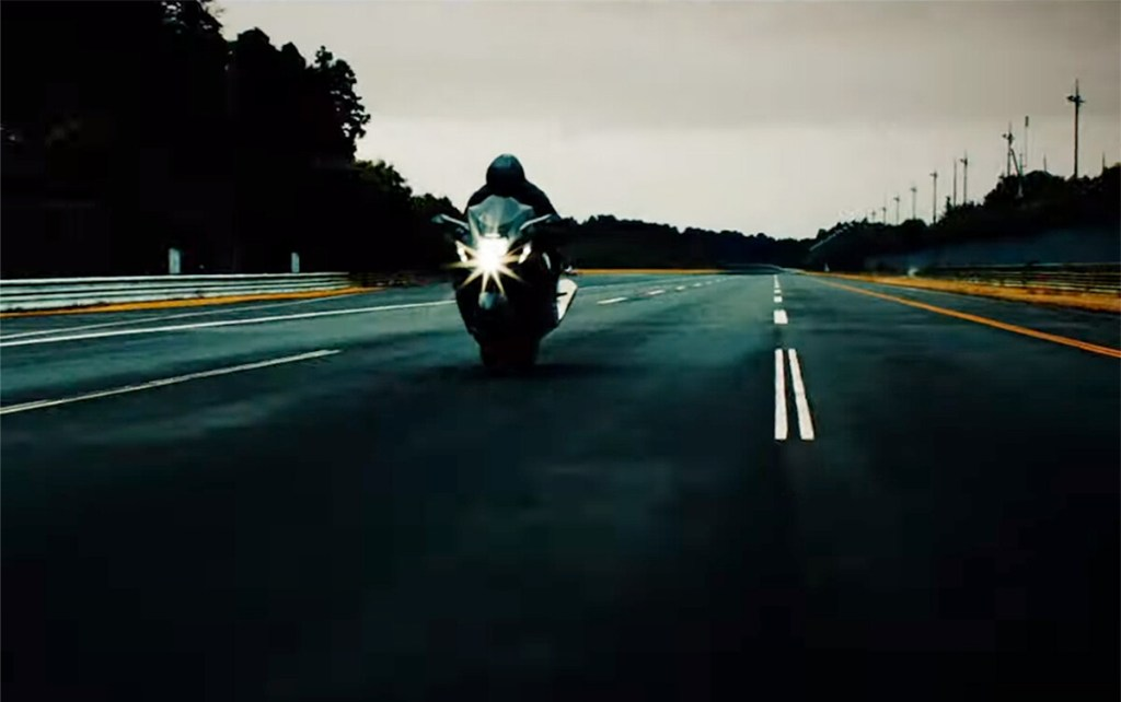 Did you miss the Suzuki Hayabusa? Well it could be back this year ...