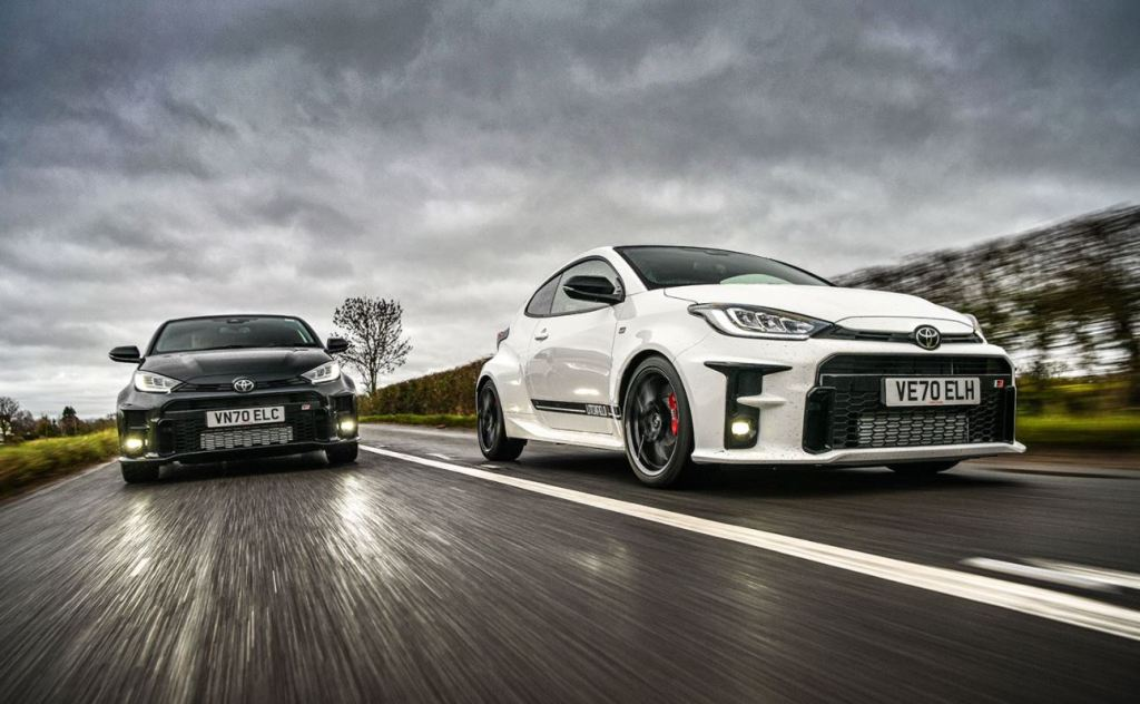 And now, the Toyota GR Yaris will be more wild: it could exceed 300 hp