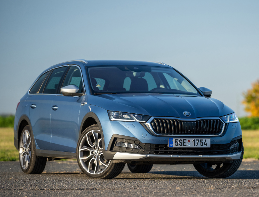 The Skoda Scout range is completed with new mechanics