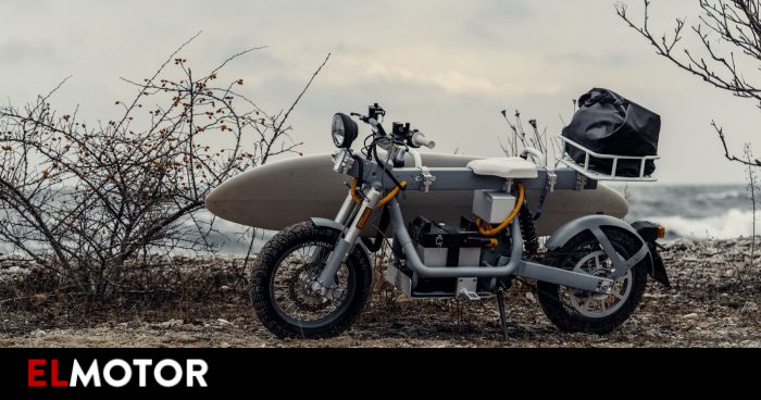 Cake electric motorcycles and 1,000 configuration possibilities | Motorcycles