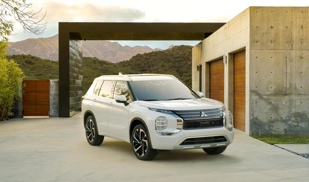 What do you think of the new Mitsubishi Outlander?